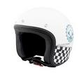 Vespa World Days Belfast 2018 helmets - White WAS £99 NOW £65