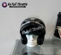 Aprilia Modular Flip Helmet - Black & Silver