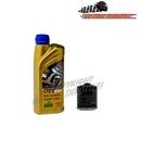 Standard Oil Service Kit - Piaggio Vespa ET4, GTS, GTV, MP3....