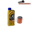 Standard Malossi Red Chilli Oil Service Kit - Piaggio Vespa ET4, GTS, GTV, MP3....