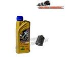 Standard VE Oil (VE60066) Service Kit - Piaggio Vespa ET4, GTS, GTV, MP3....