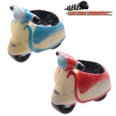 Scooter Eggcups (set of 2)