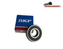 SKF 6203-2RSH Bearing 17x40x12mm - 62032RSH Rubber Sealed Deep Grove Ball Bearing