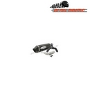 Remus Racing Exhaust Carbon Fibre Black Special Edition - Vespa GTS, GTS Super, GTV, GT60, 125-300 cc