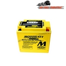 MotoBatt MBTX12U Battery AGM Sealed - Vespa GTS 200, 250, 300, LX150, MP3, X9