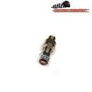 Vespa SIP Tubeless Wheel Rim Valve 30 mm longer valve - Silver