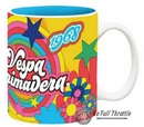 Vespa Primavera 50th Anniversary Mug