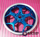 Pair of Piaggio MP3 Sport Front Rim 3.00 x 13