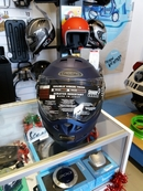 Matt Blue Caberg Duke II Flip Helmet RRP £169.99